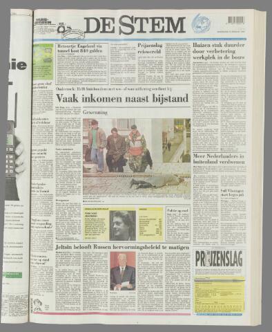 de Stem 1994-01-12
