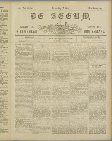 De Zeeuw. Christelijk-historisch nieuwsblad voor Zeeland 1904-05-07