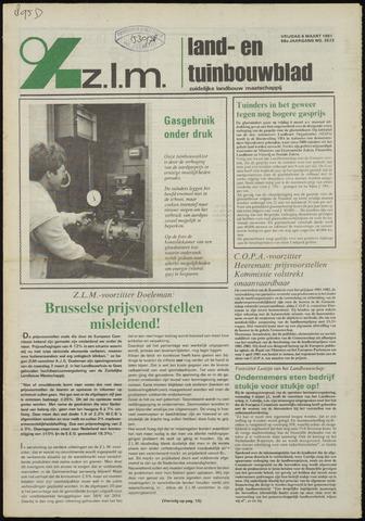 Zeeuwsch landbouwblad ... ZLM land- en tuinbouwblad 1981-03-06