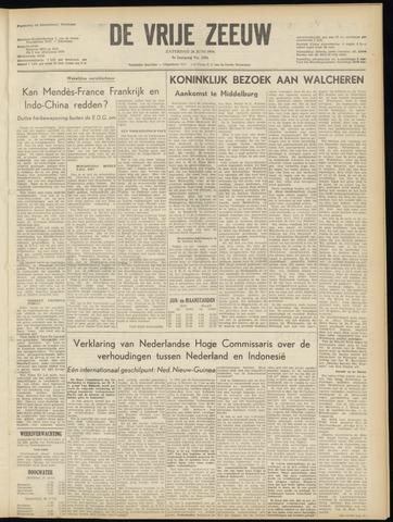 de Vrije Zeeuw 1954-06-26