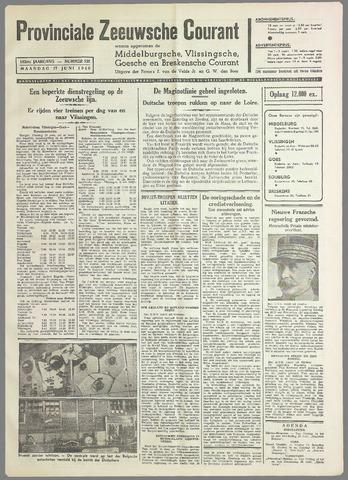 Provinciale Zeeuwse Courant 1940-06-17