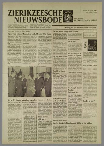 Zierikzeesche Nieuwsbode 1965-03-12