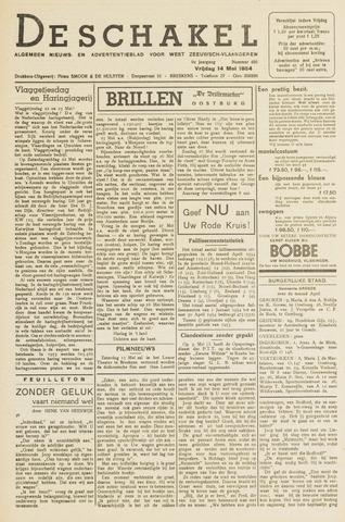 De Schakel 1954-05-14