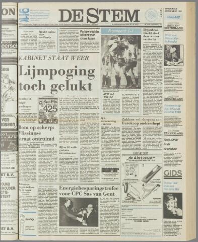 de Stem 1981-11-05