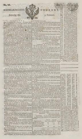 Middelburgsche Courant 1811-02-09