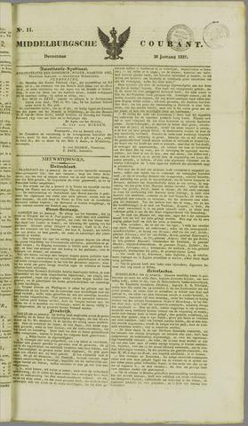 Middelburgsche Courant 1837-01-26