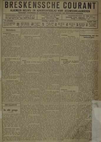 Breskensche Courant 1930
