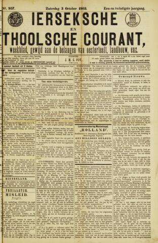 Ierseksche en Thoolsche Courant 1903-10-03
