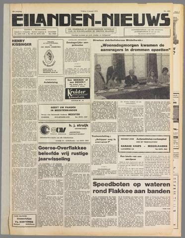 Eilanden-nieuws. Christelijk streekblad op gereformeerde grondslag 1974