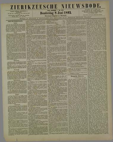 Zierikzeesche Nieuwsbode 1893-06-08