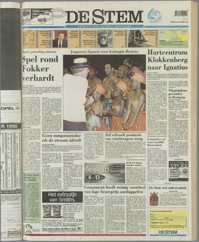 de Stem 1996-10-02