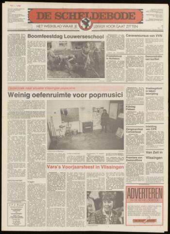 Scheldebode 1986-04-17