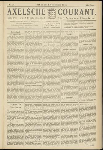Axelsche Courant 1928-10-02