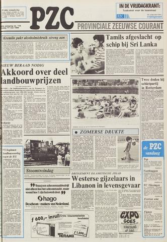 Provinciale Zeeuwse Courant 1985-05-16