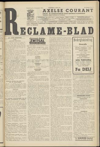 Axelsche Courant 1954-07-14