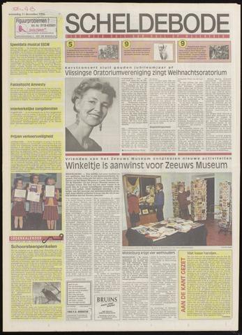 Scheldebode 1996-12-05