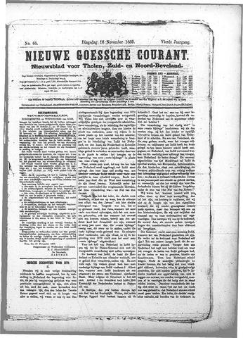 Nieuwe Goessche Courant 1869-11-16