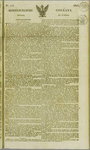 Middelburgsche Courant 1825-10-13