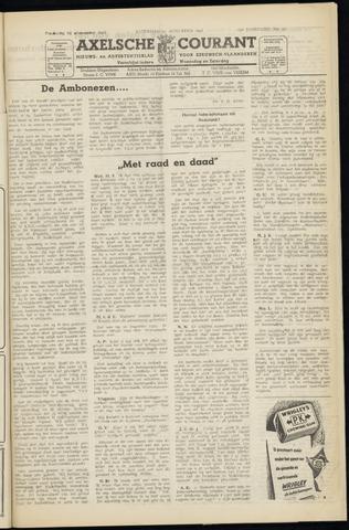 Axelsche Courant 1951-08-25