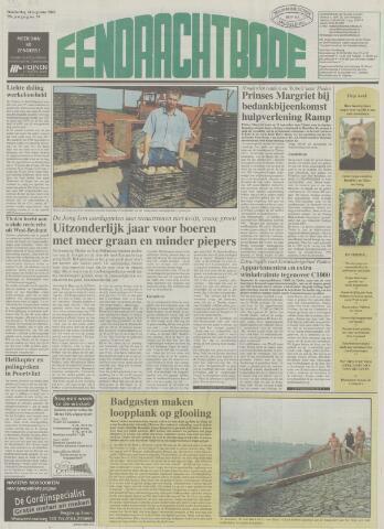 Eendrachtbode (1945-heden)/Mededeelingenblad voor het eiland Tholen (1944/45) 2003-08-14