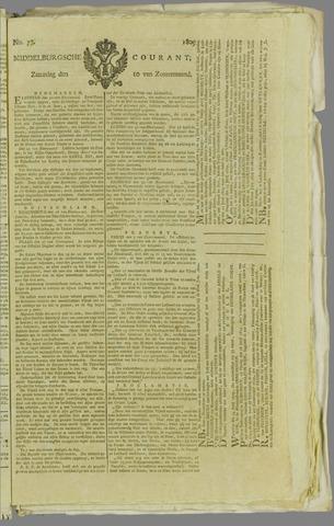 Middelburgsche Courant 1809-06-10