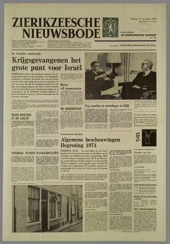 Zierikzeesche Nieuwsbode 1973-12-11
