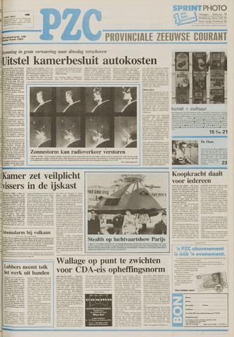 Provinciale Zeeuwse Courant 1991-06-14