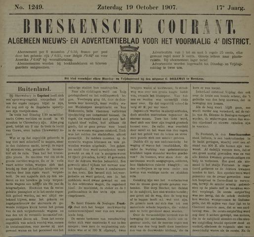 Breskensche Courant 1907-10-19