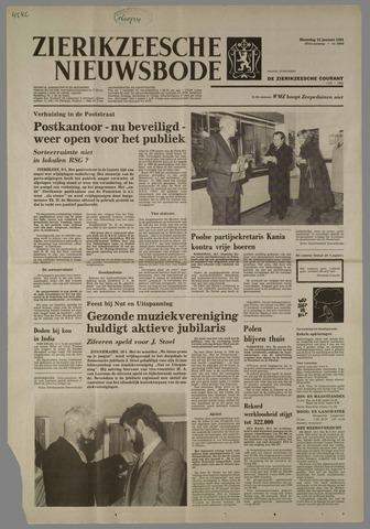 Zierikzeesche Nieuwsbode 1981-01-12