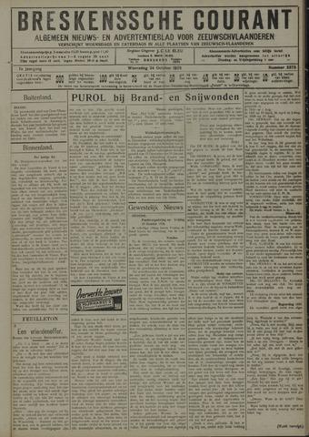 Breskensche Courant 1928-10-24