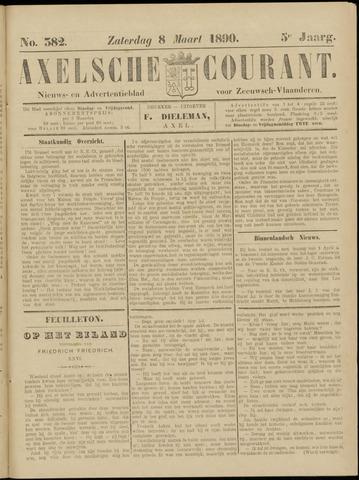 Axelsche Courant 1890-03-08