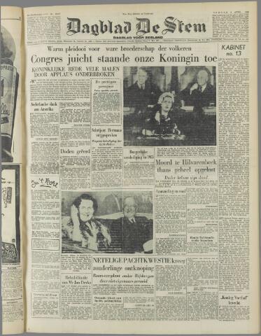 de Stem 1952-04-04