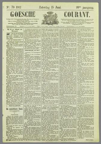 Goessche Courant 1912-06-15