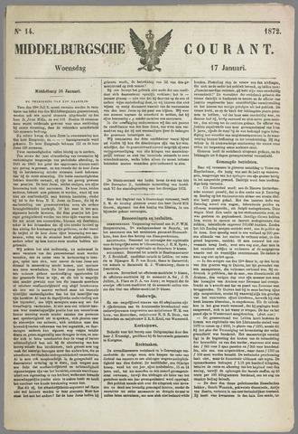 Middelburgsche Courant 1872-01-17