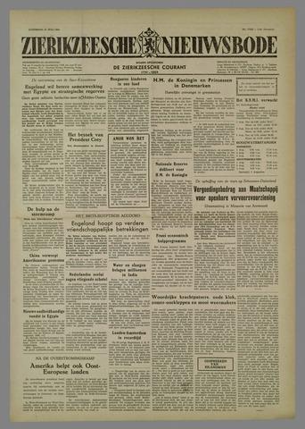Zierikzeesche Nieuwsbode 1954-07-31