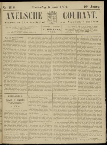 Axelsche Courant 1894-06-06