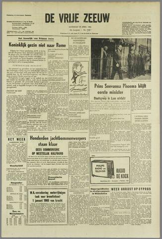de Vrije Zeeuw 1964-04-25