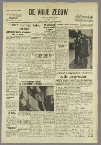 de Vrije Zeeuw 1964-06-22