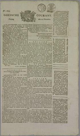 Goessche Courant 1822-11-22