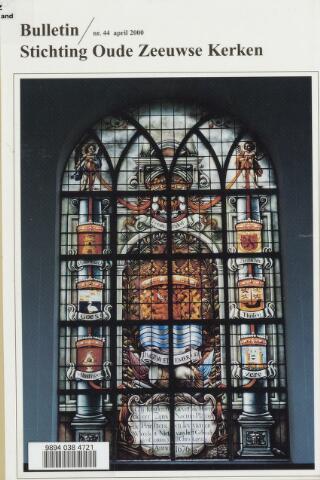 Bulletin Stichting Oude Zeeuwse kerken 2000