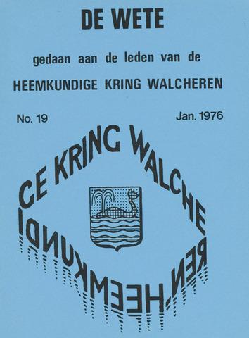 de Wete 1976-01-01