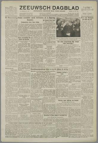 Zeeuwsch Dagblad 1947-10-31