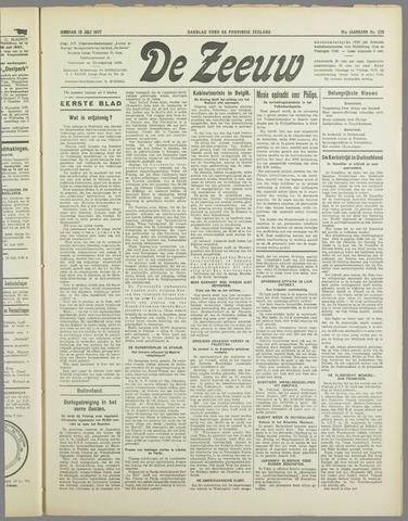 De Zeeuw. Christelijk-historisch nieuwsblad voor Zeeland 1937-07-13