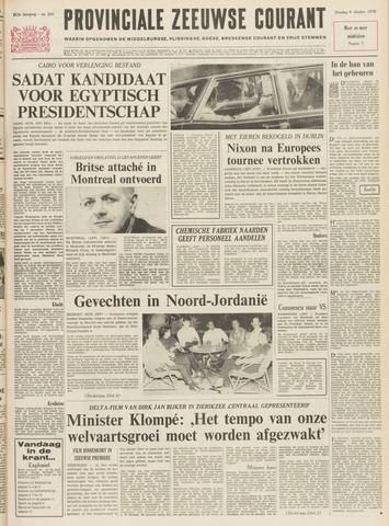 Provinciale Zeeuwse Courant 1970-10-06