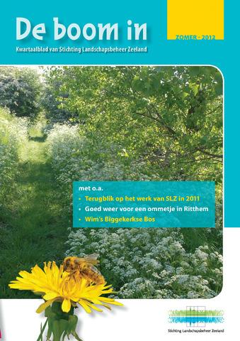 Landschapsbeheer Zeeland - de Boom in 2012-06-21