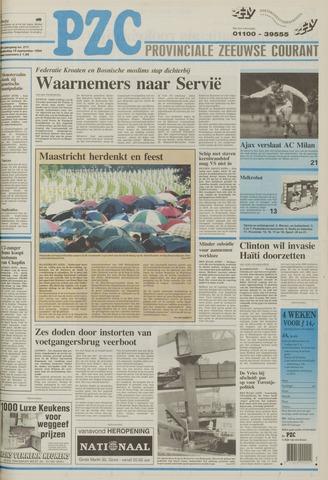 Provinciale Zeeuwse Courant 1994-09-15