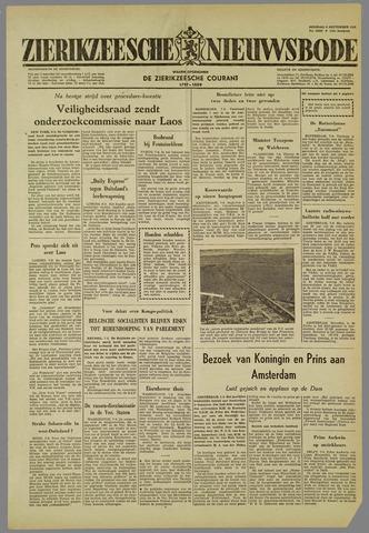 Zierikzeesche Nieuwsbode 1959-09-08