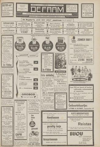 de Faam en de Faam/de Vlissinger 1961-05-26