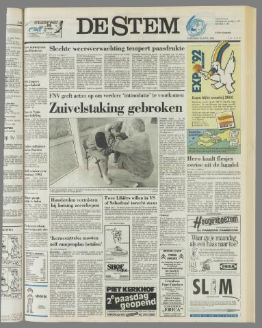 de Stem 1992-04-18