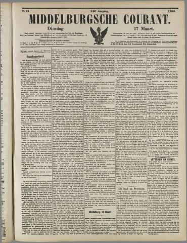 Middelburgsche Courant 1903-03-17
